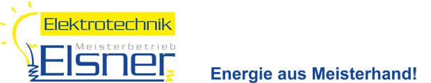 Elektrotechnik Elsner Logo